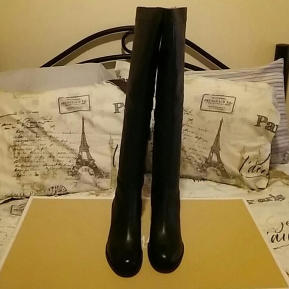 45ce64341ff Michael Kors Finn Boot